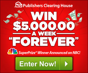 420+ publishers clearing house ads - Moat Ad Search