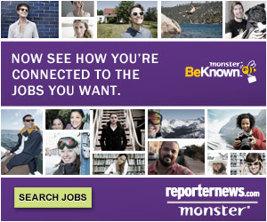 Monster.com Banner ad